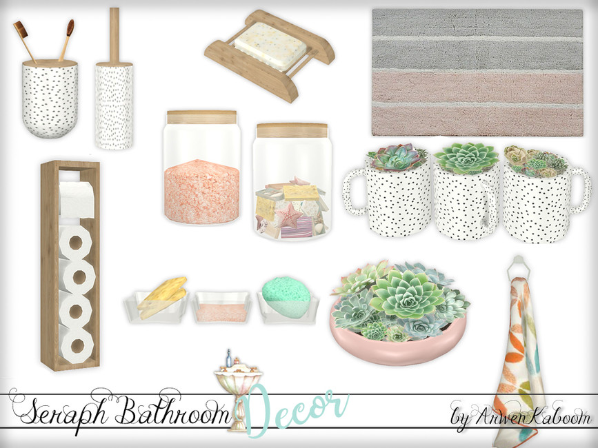 How can i delete all houses in one town? Seraph Bathroom Decor - The Sims 4 Catalog
