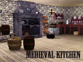 ShinoKCR s Medieval Kitchen
