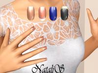 NataliS short polished nails 004 FA