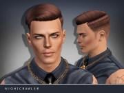 nightcrawler sims' hair07