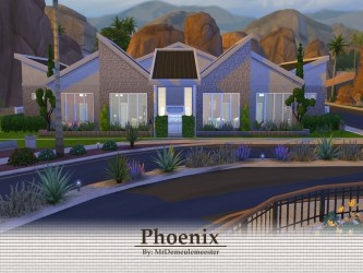 modern sims phoenix single resource houses downloads basket quick features