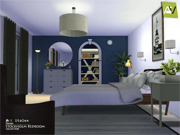 Artvitalex's Stockholm Bedroom