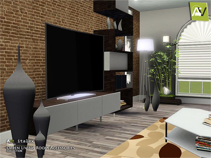 ArtVitalexs Oppen Living Room Accessories