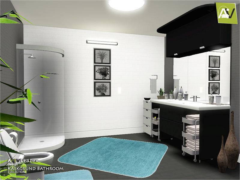 Artvitalex's Kalkgrund Bathroom