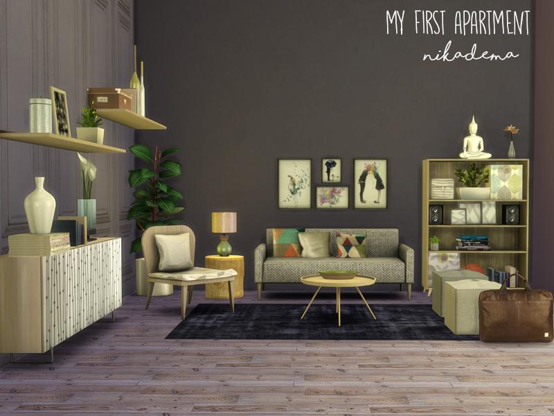 Nikadema My First Apartment
