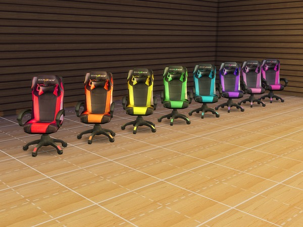 TheJellyBelly94s DXRacer Gaming Chair 8 colours