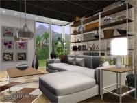 ArtVitalex's Avangarde Living Room