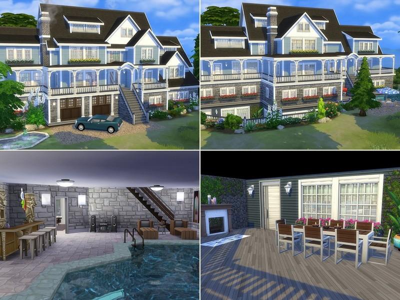 MychQQQs Luxury Beach House