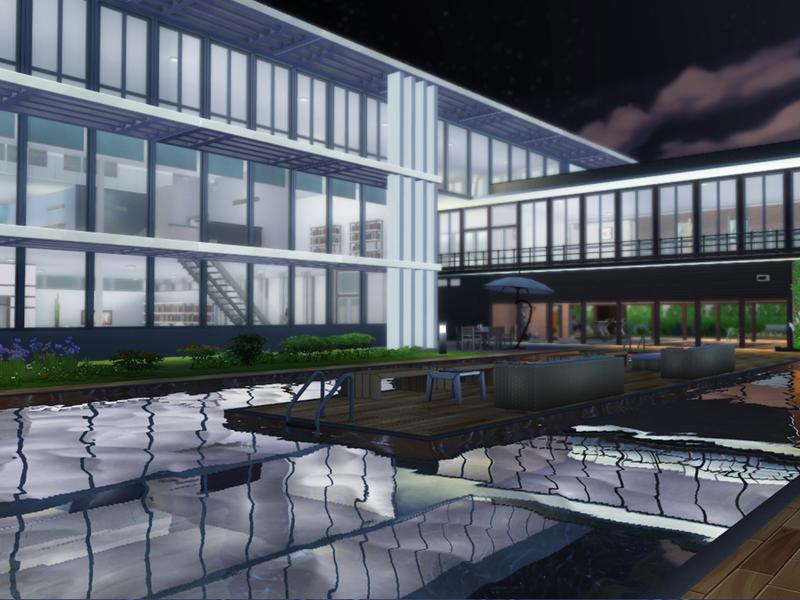 caiocesarcms Modern Mega Mansion V2