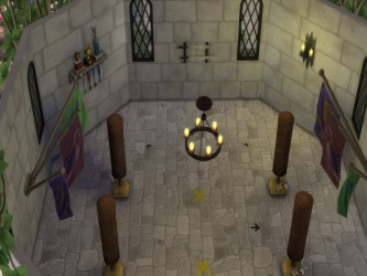 susancho93 s Magical Medieval Castle