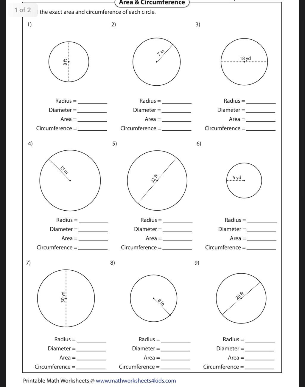 Informal Geometry