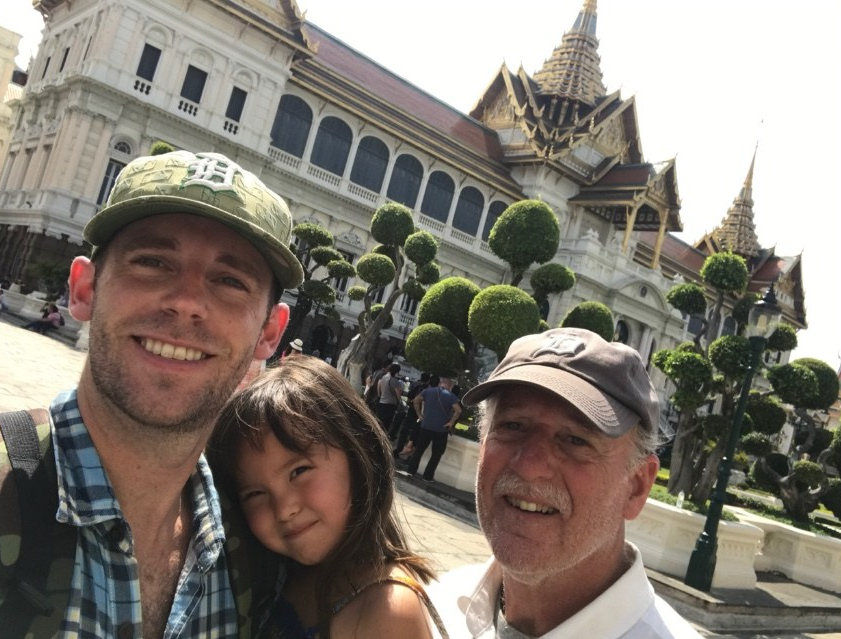 vacation in bangkok