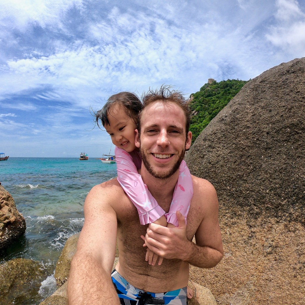 single dad travel blog
