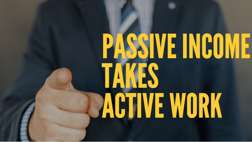 how to make passive income from my blog