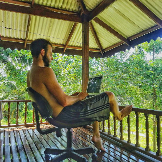 step one to freelancing is getting started freelancing