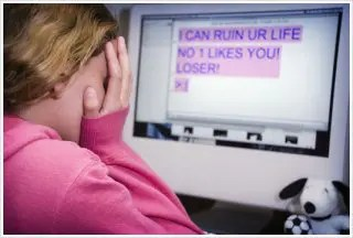 Online cyber bullying