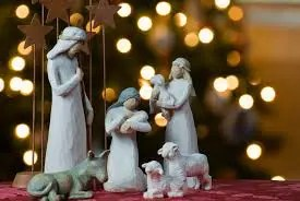 Nativity scene The Single Mom Blog