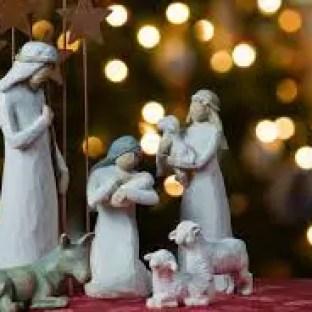 Nativity scene The Single Mom Blog