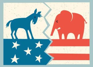 The Single Mom Blog - Republican vs. Democrat