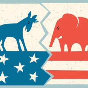 The Single Mom Blog - Republican vs. Democrat