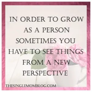 New perspectives are important for growth