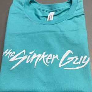 The Sinker Guy T-Shirt Sea Foam