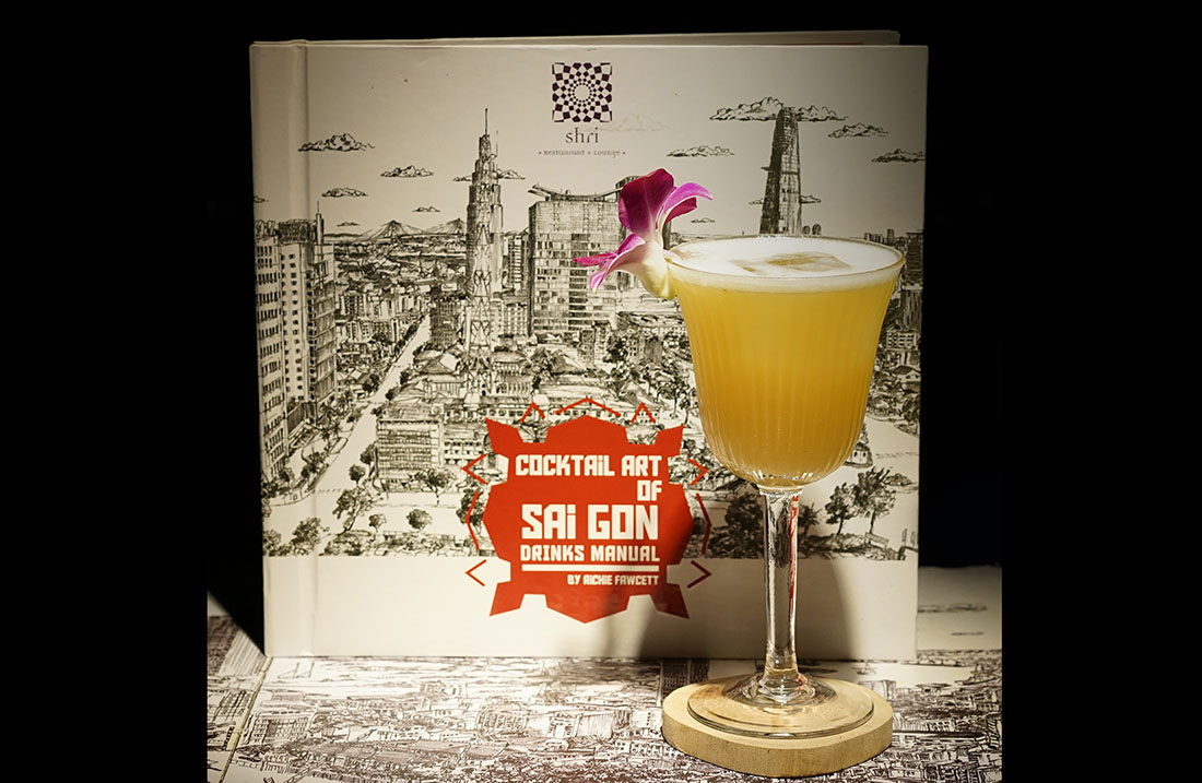 Shri cocktail Nguyen Hue