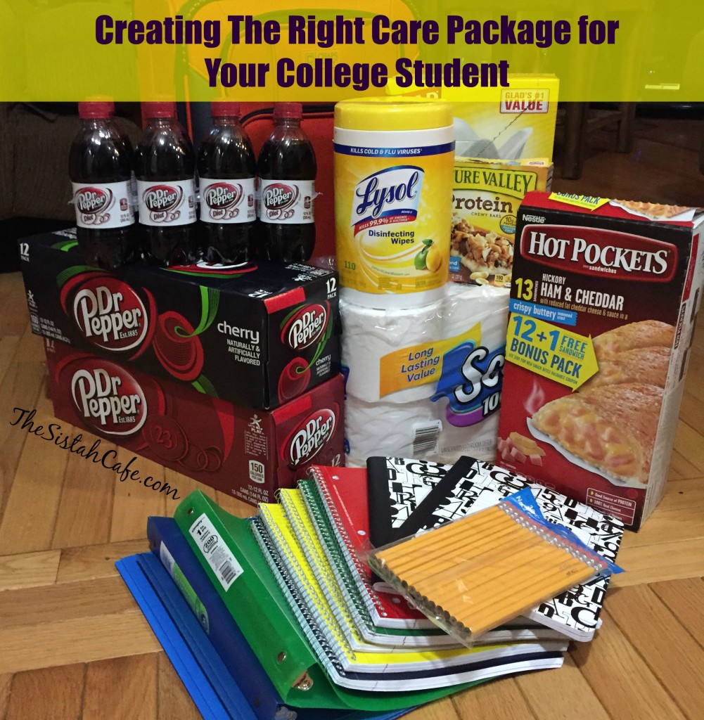 care packages for college