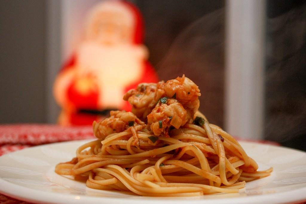 Lobster Fra Diavolo