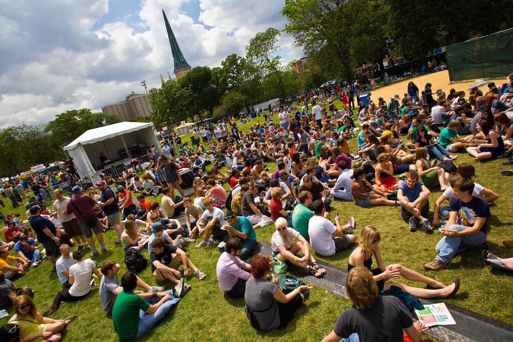 Pitchfork Music Festival 2009