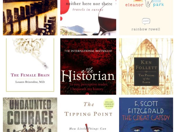 TSP's Favorite Books
