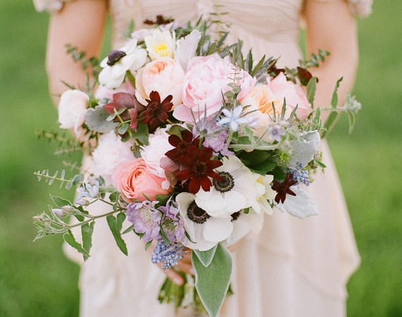 TSP Weddings: Spring Bouquets