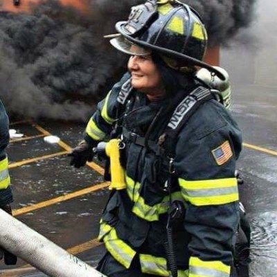 TSP Profiles: Fire Chief Tracy Kenny