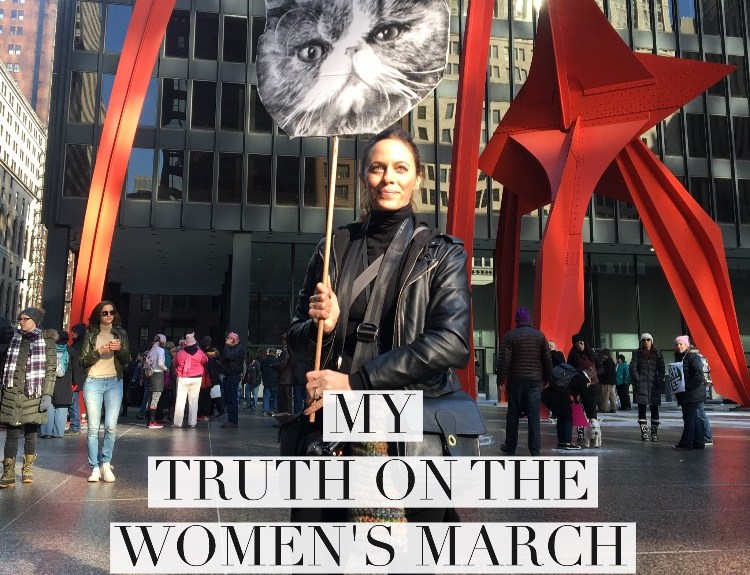 My Truth On The Woman's March