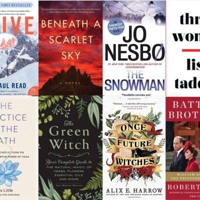 Fall 2020 Book List