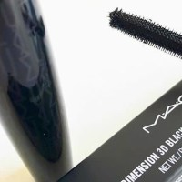 Máscara de pestañas In Extreme Dimension 3D Black Lash, de MAC