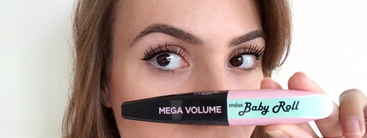 0d1ffd9c449 Mega Volume Miss Baby Roll Mascara, L'Oreal | The Sisters of Beauty