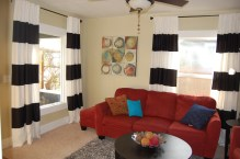 http://www.foundedproject.com/endearing-black-and-white-striped-curtains-for-windows-covered/black-and-white-curtain-in-vertical-striped-pattern-style-design-hanging-on-metal-curtain-rod/