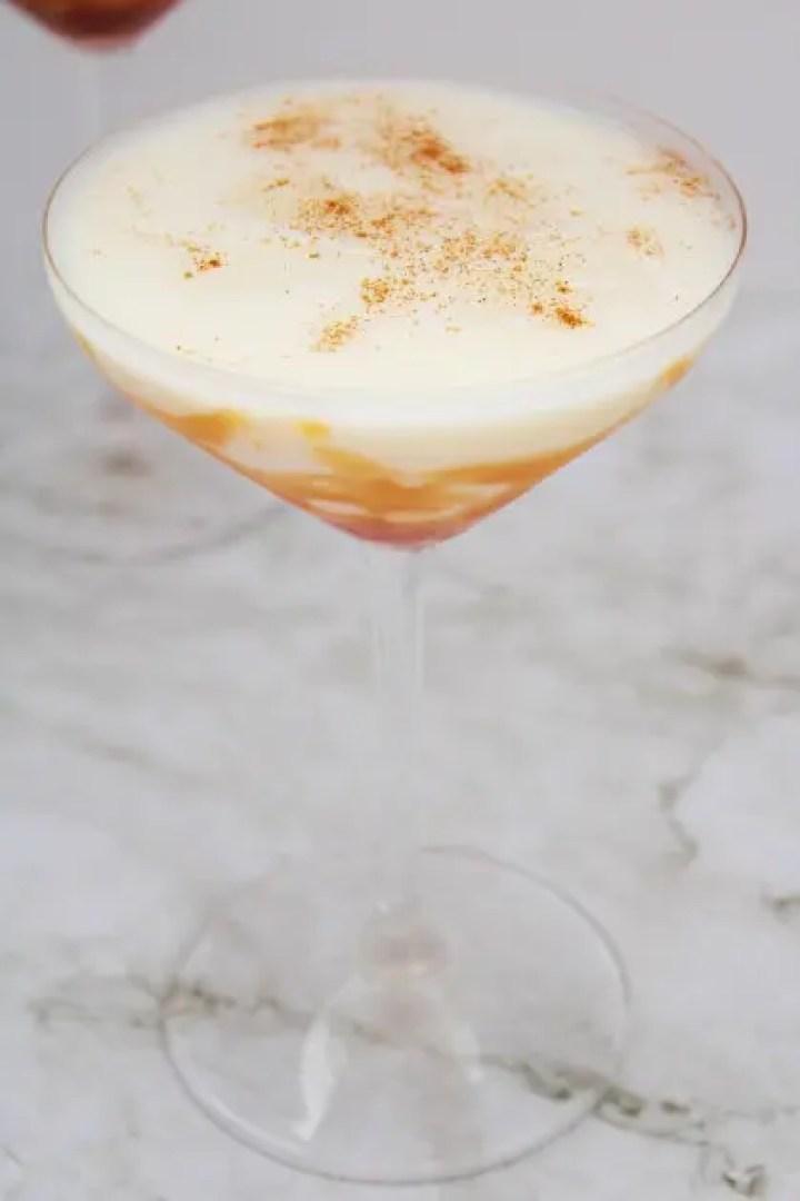 Tres Leches Liqueur is a Dessert Cocktail
