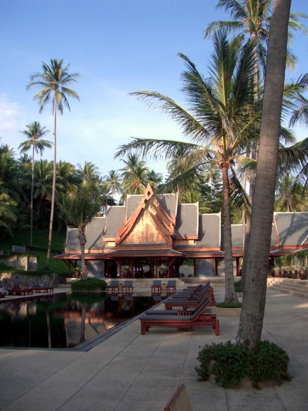 Amanpuri Resort Phuket Thailand