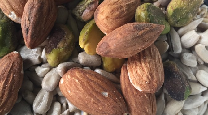 Nuts, Legumes, Drupes and Mortality