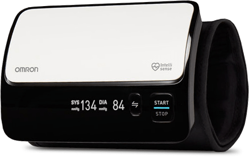 The Omron Evolv One-Piece Blood Pressure Monitor: Accurate, Quick And Connected