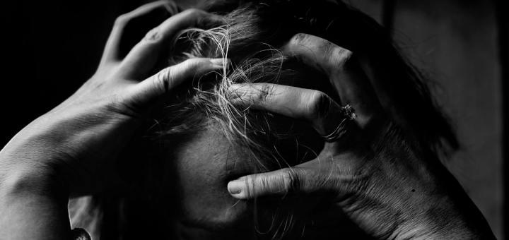 Stress Friend Foe Woman Pulling Hair