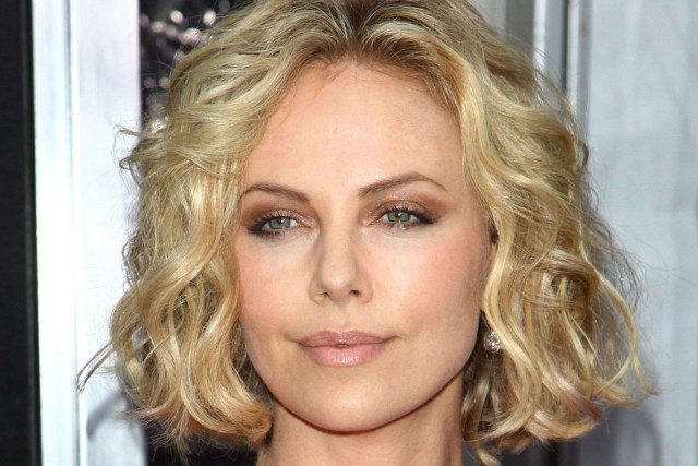 how to make fine, curly hair look more polished - the
