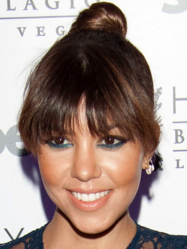 the best (and worst) bangs for heart-shaped faces - the