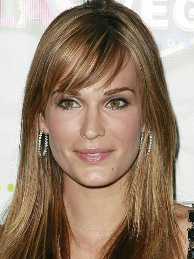 the best (and worst) bangs for long face shapes - the