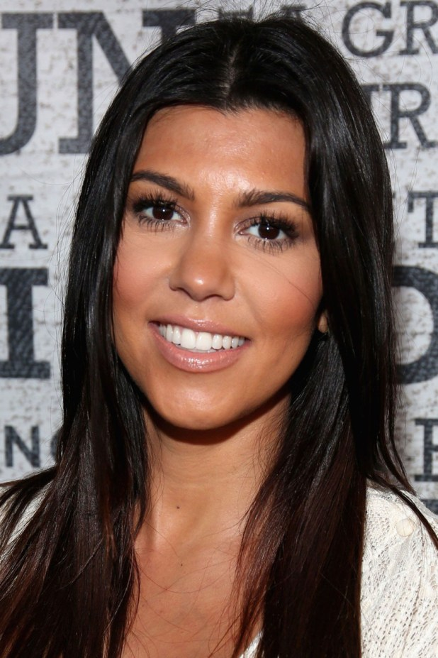Kourtney Kardashian, Women's Health Party Under the Stars, 2014