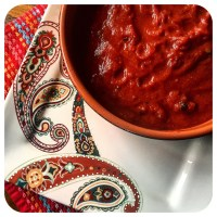 Crock Pot Marinara Sauce