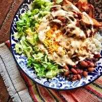 Chipotle Chicken Burrito Bowls