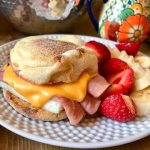 Make Ahead Freezer Friendly Breakfast Sandwiches